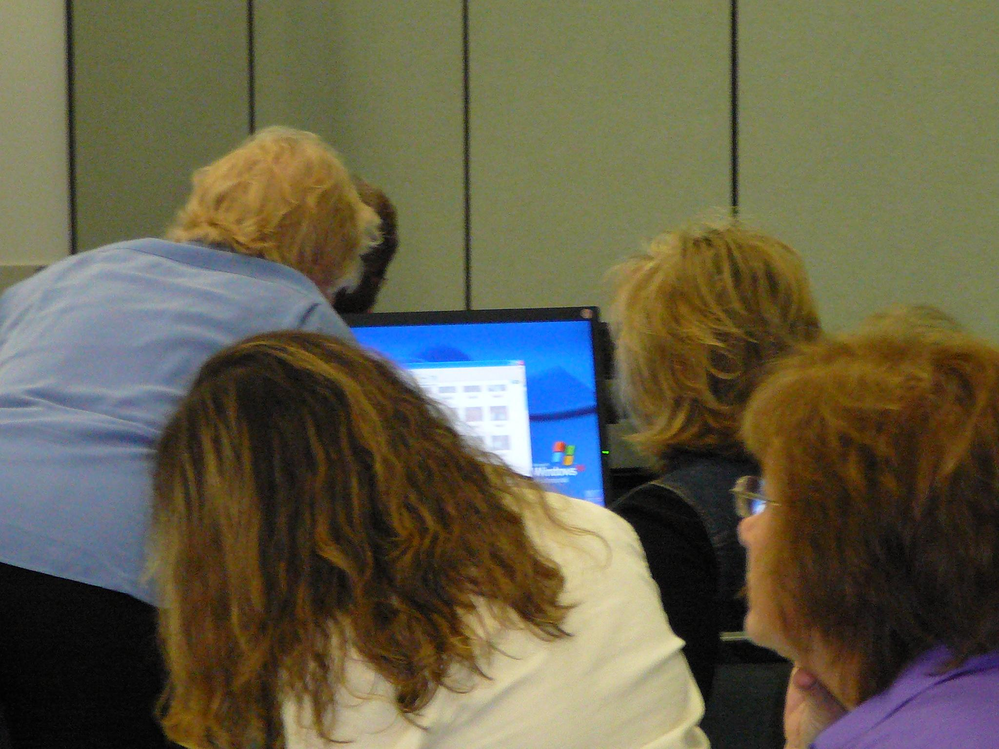 Cursos de Informática para mayores