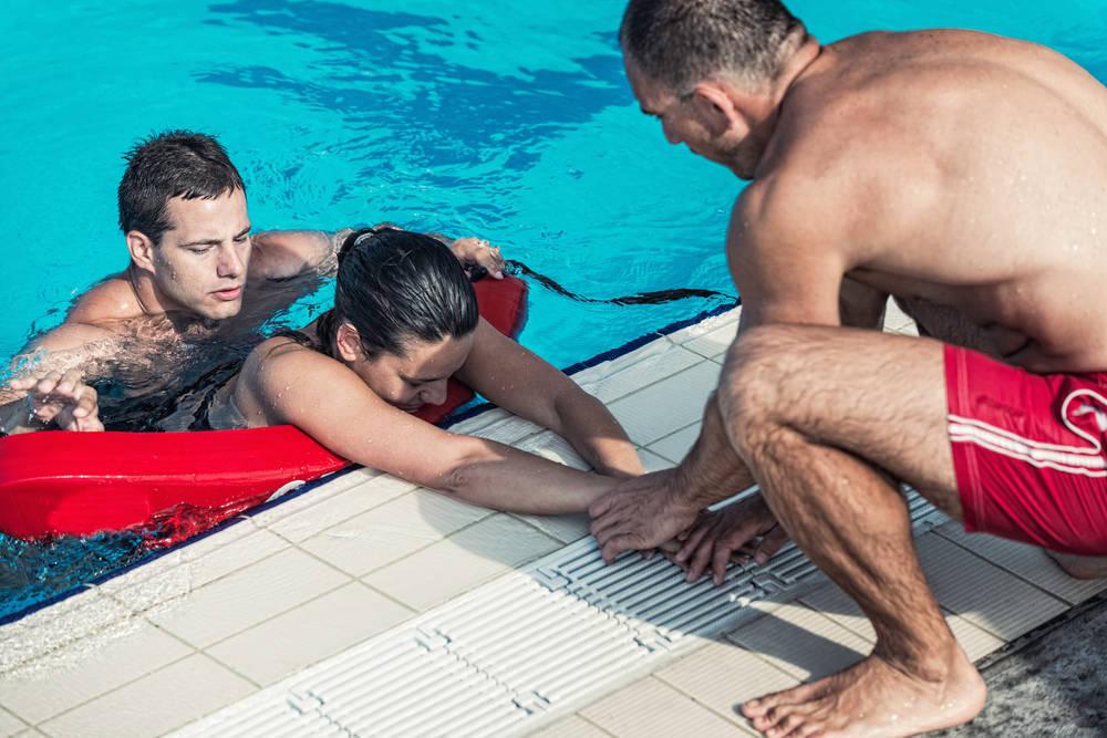 Accidentes en piscinas