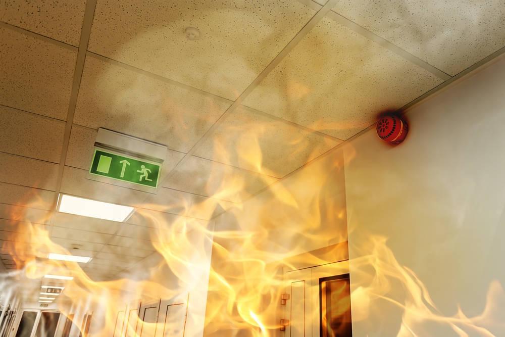 Incendios en el centro de trabajo y cómo evitarlos