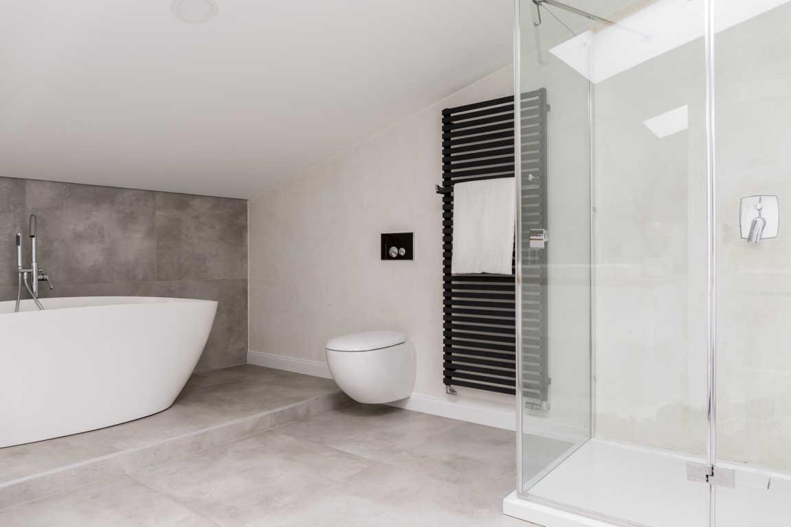 ¿Bañera o ducha?