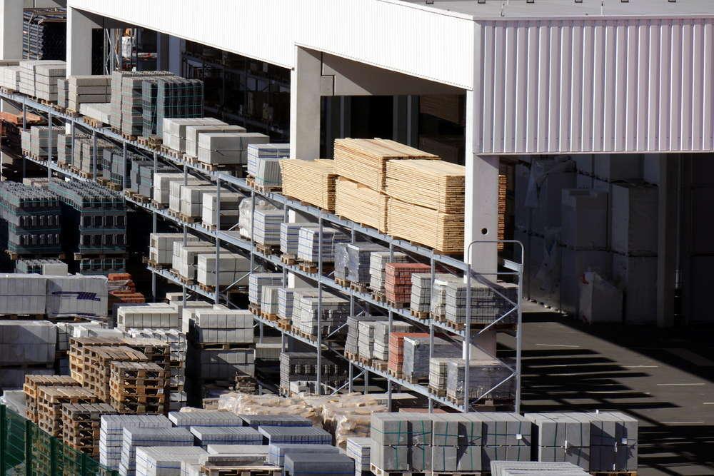 La construcción de bloques de pisos para comunidades de vecinos requiere de un buen sistema logístico